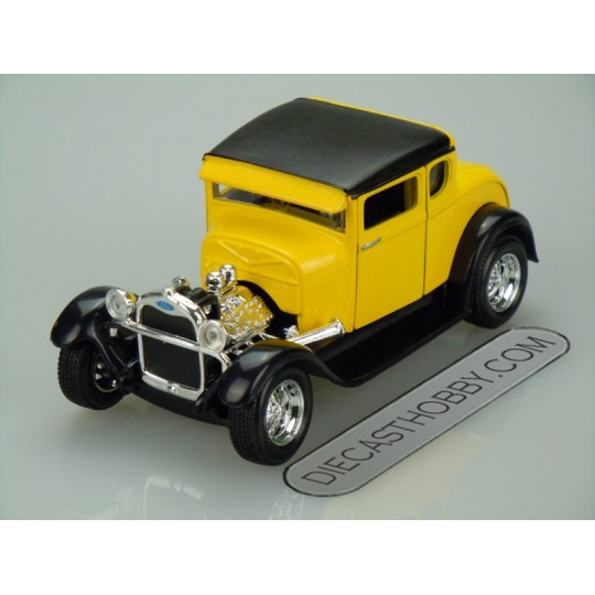 1929 Ford Model A (Special Edition) by Maisto 1:24 (Yellow)
