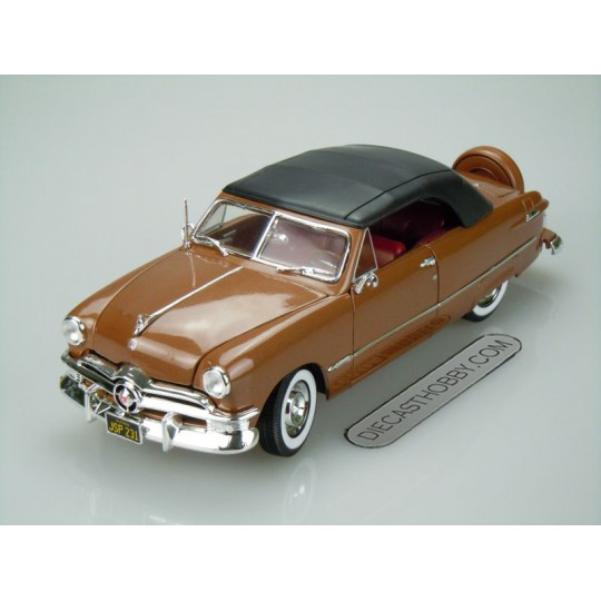 1950 Ford (Special Edition) by Maisto 1:18 (Brown)