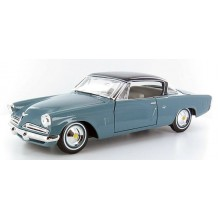 1953 Studebaker Starliner (Special Edition) by Maisto 1:18 (Blue)