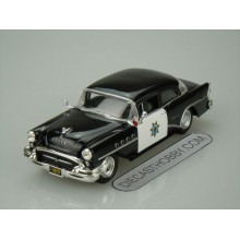 1955 Buick Century (Special Edition) by Maisto 1:26 (Black)