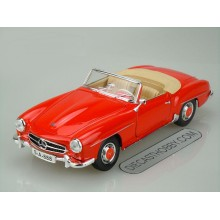 1955 Mercedes-Benz 190SL (Special Edition) by Maisto 1:18 (Red)