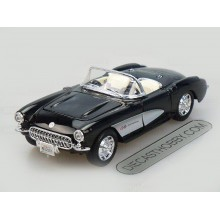 1957 Chevrolet Corvette (Special Edition) by Maisto 1:24 (Black)