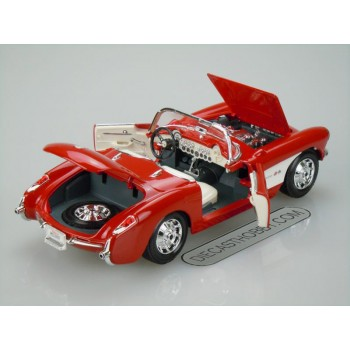 1957 Chevrolet Corvette (Special Edition) by Maisto 1:18 (Red)