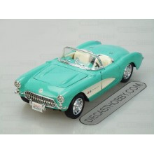 1957 Chevrolet Corvette (Special Edition) by Maisto 1:24 (Turquoise)