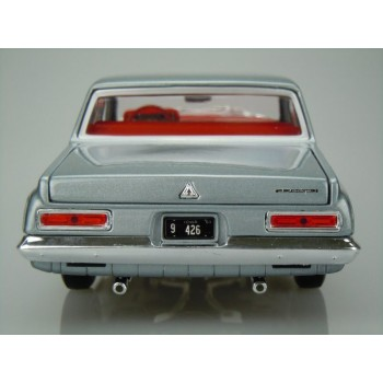 1963 Dodge 330 (Special Edition) by Maisto 1:18 (Silver)