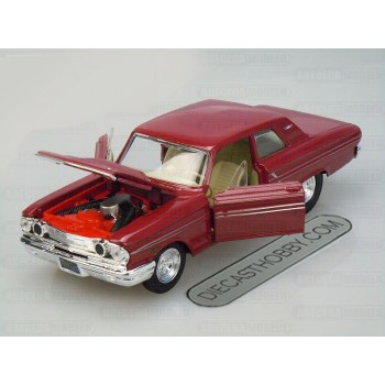1964 Ford Fairlane Thunderbolt (Special Edition) by Maisto 1:24 (Red)