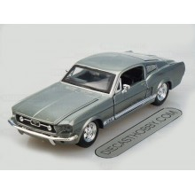 1967 Ford Mustang GTA Fastback (Special Edition) by Maisto 1:24 (Grey)