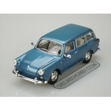 1967 Volkswagen 1600 Squareback (Special Edition) by Maisto 1:24 (Blue)
