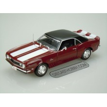 1968 Chevrolet Camaro Z/28 Coupe (Special Edition) by Maisto 1:18 (Maroon)