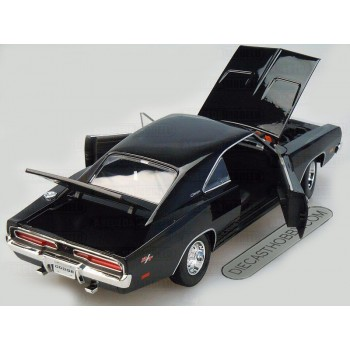1969 Dodge Charger R/T (Special Edition) by Maisto 1:18 (Black)