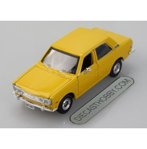 1971 Datsun 510 (Special Edition) by Maisto 1:24 (Yellow)