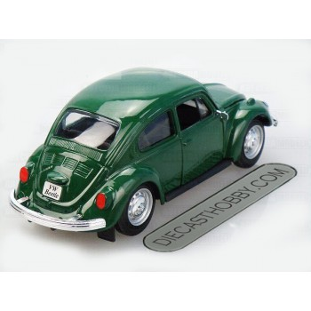 1973 Volkswagen Beetle (Special Edition) by Maisto 1:24 (Green)