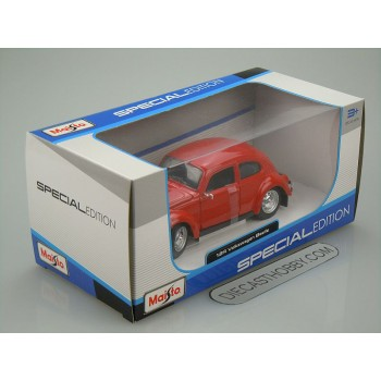 1973 Volkswagen Beetle (Special Edition) by Maisto 1:24 (Red)