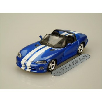 1997 Dodge Viper RT/10 (Special Edition) by Maisto 1:24 (Blue)