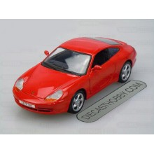 1997 Porsche 911 Carrera (Special Edition) by Maisto 1:24 (Red)