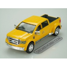1999 Ford F-350 Super Duty Pickup (Special Edition) by Maisto 1:27 (Yellow)
