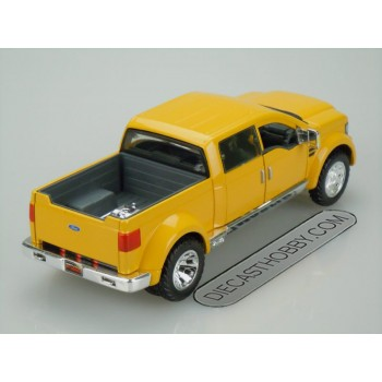 1999 Ford F-350 Super Duty Pickup (Special Edition) by Maisto 1:31 (Yellow)
