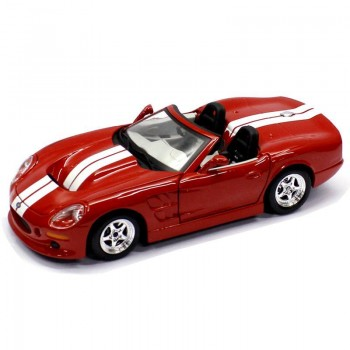 1999 Shelby Series One (Special Edition) by Maisto 1:24 (Red)