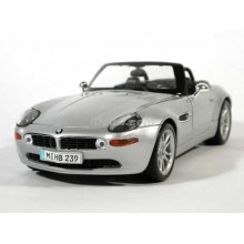 2000 BMW Z8 (Premiere Edition) by Maisto 1:18 (Silver)