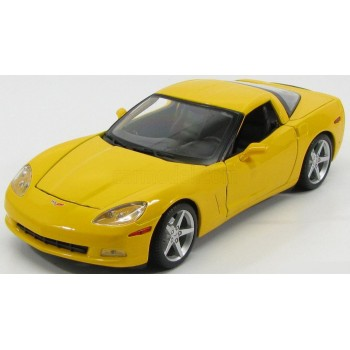 2005 Chevrolet Corvette (Special Edition) by Maisto 1:18 (Yellow)