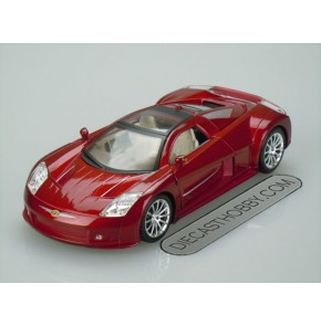 2005 Chrysler Me Four Twelve Concept (Special Edition) by Maisto 1:24 (Red)