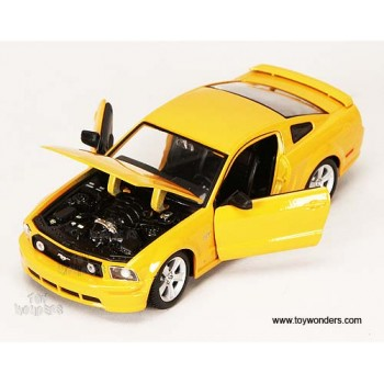 2006 Ford Mustang GT (Special Edition) by Maisto 1:24 (Yellow)