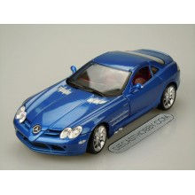 2006 Mercedes Benz SLR McLaren (Premiere Edition) by Maisto 1:18 (Blue)