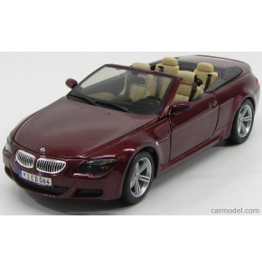 2007 BMW M6 Cabriolet (Special Edition) by Maisto 1:18 (Brown)