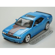 2008 Dodge Challenger SRT8 (Special Edition) by Maisto 1:24 (Blue)