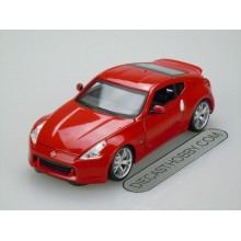 2009 Nissan 370Z (Special Edition) by Maisto 1:24 (Red)
