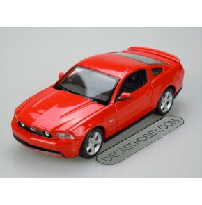 2011 Ford Mustang GT (Special Edition) by Maisto 1:24 (Red)