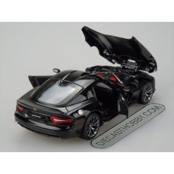2013 Dodge SRT Viper GTS (Special Edition) by Maisto 1:24 (Black)