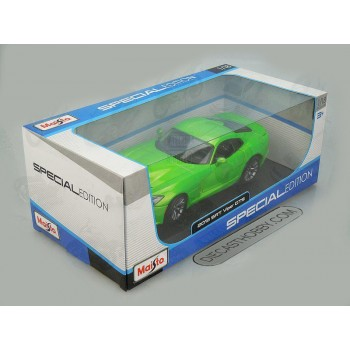 2013 Dodge SRT Viper GTS (Special Edition) by Maisto 1:18 (Green)