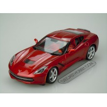 2014 Chevrolet Corvette Stingray (Special Edition) by Maisto 1:18 (Red)