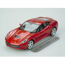 2014 Chevrolet Corvette Stingray (Special Edition) by Maisto 1:24 (Red)