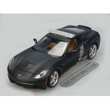 2014 Chevrolet Corvette Stingray Police (Premiere Edition) by Maisto 1:18 (Black)