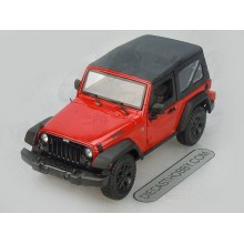 2014 Jeep Wrangler (Special Edition) by Maisto 1:18 (Red)