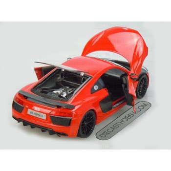 2015 Audi R8 V10 Plus (Premiere Edition) by Maisto 1:18 (Red)