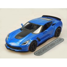 2015 Chevrolet Corvette Z06 (Special Edition) by Maisto 1:24 (Blue)