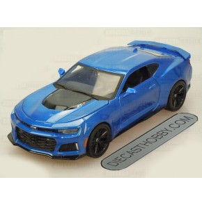 2017 Chevrolet Camaro ZL1 (Special Edition) by Maisto 1:24 (Blue)