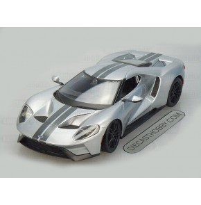2017 Ford GT (Special Edition) by Maisto 1:18 (Silver)