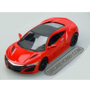 2018 Acura NSX (Special Edition) by Maisto 1:24 (Red)
