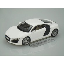 Audi R8 (Premiere Edition) by Maisto 1:18 (White)