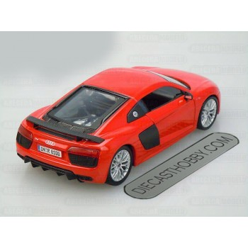 Audi R8 V10 Plus (Special Edition) by Maisto 1:24 (Red)