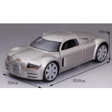 Audi Supersportwagen Rosemeyer (Special Edition) by Maisto 1:18 (Silver)