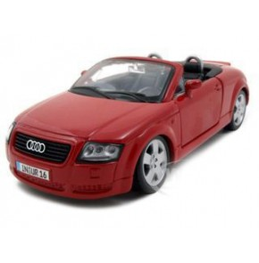 Audi TT Roadster (Special Edition) by Maisto 1:24 (Red)