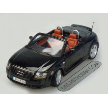 Audi TT Roadster (Special Edition) by Maisto 1:18 (Black)