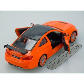 BMW M4 GTS (Special Edition) by Maisto 1:24 (Orange)