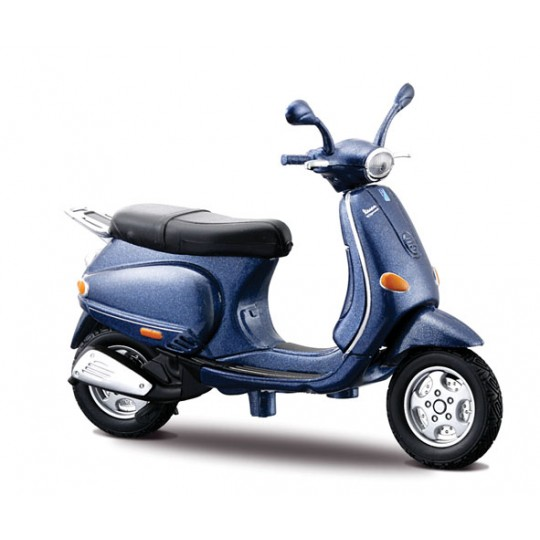 1996 Vespa 125 ET4 (Special Edition) by Maisto 1:18 (Blue)