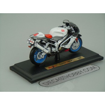 2006 Aprilia RSV 1000 R (Special Edition) by Maisto 1:18 (Red)